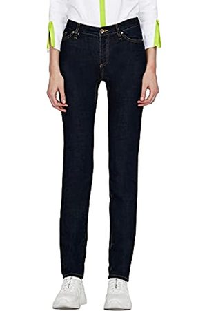 Armani Exchange Womens Skinny Fit Jeans