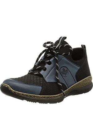 Rieker Damen N3253 Sneaker, Kombi / 14