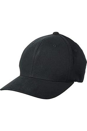 Flexfit Uni Brushed Twill Cap, Black