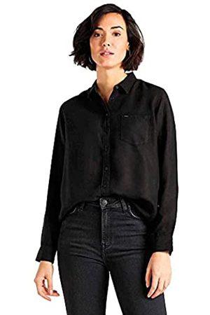 Lee Damen Shirts - Damen One Pocket Shirt Hemd