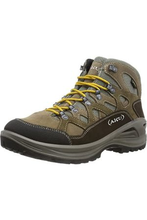 AKU Unisex-Erwachsene ERERA GTX Trekking- & Wanderhalbschuhe, (010 Brown/OCRE)