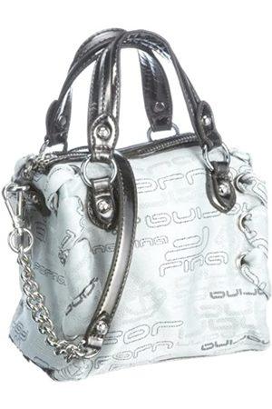 Fornarina Bags UMA B621PS40, Damen, Abendtaschen, (STEEL)
