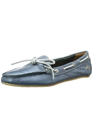 Gaastra Damen Safari Vintage Slipper, (Jeans Blue)