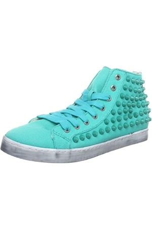 Colors of California HC.SKECH6, Damen Sneaker, (Verde VER)