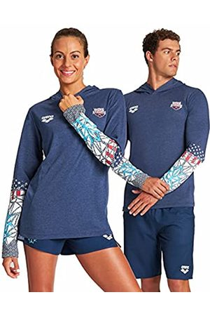 Arena Unisex-Erwachsene OG Long Sleeve Hoodie Sweatshirt Hemd