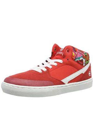 Etnies RAP CM MID W'S 4201000300/616 Damen Sneaker, (RED/WHITE 616)