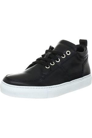 Michalsky URBAN Nomad II Mid 1115307, Unisex - Erwachsene Fashion Sneakers, (Black 100)