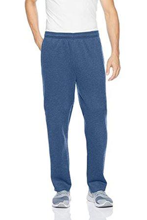 Amazon Herren Fleece athletic-sweatpants, Blue Heather