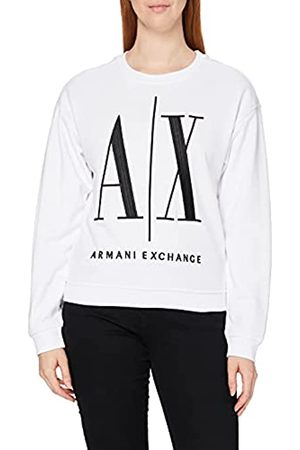 Armani Damen ICON Project Sweat Sweatshirt