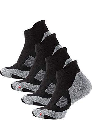STARK SOUL Performance Sneaker Sportsocken (2 Paar), Damen & Herren, Kurze Funktionssocken, atmungsaktiv, Laufen, Joggen, Radsport, Fitness, Triathlon, Wandern