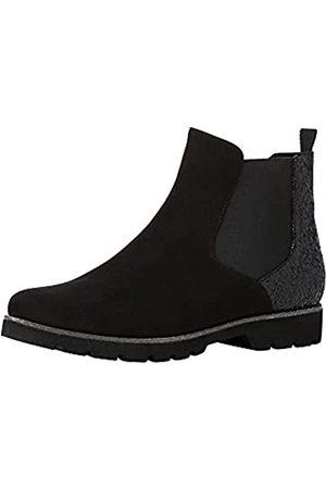 Jana Damen Chelsea Boot 8-8-25462-27 001 H-Weite Größe: 37 EU