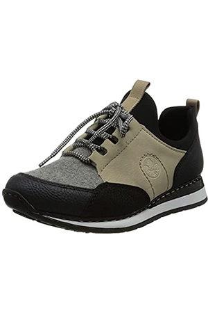 Rieker Damen N3083 Sneaker, Kombi / 15