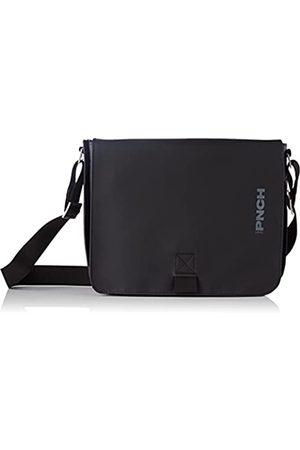 Bree Pnch 61, black, shoulder bag 83900061 Unisex-Erwachsene Schultertaschen 26x6x21 cm (B x H x T)