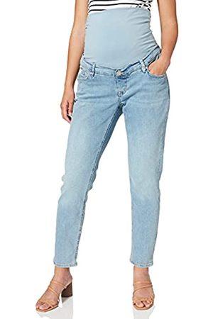 Noppies Damen OTB 7/8 Slim Mila Vintage Blue Jeans, Blue-P146