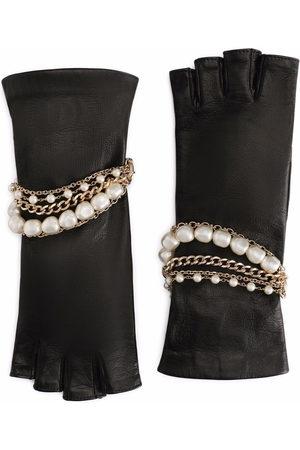Dolce & Gabbana Verzierte Handschuhe