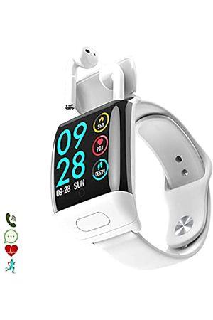 DAM G36 Multisport Smart-Armband mit integrierten TWS 5.1 Kopfhörern