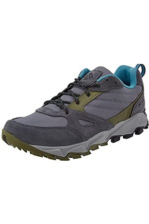 Columbia Damen Ivo Trail Wp Sneaker, Ti Grey Steel, Shasta