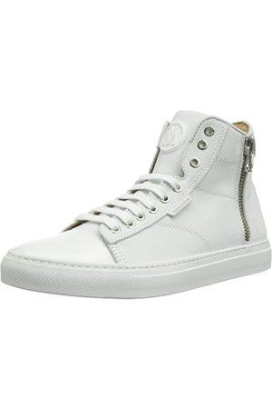 Michalsky Urban Nomad III High 1415325 Unisex-Erwachsene Sneaker, (White 000)
