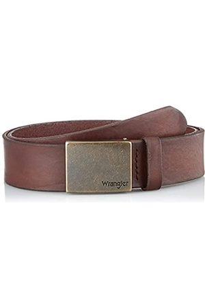 Wrangler Mens Plate Buckle Belt