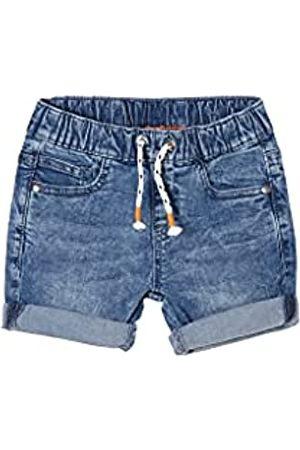 s.Oliver Jungen Regular Fit: Jeans-Bermuda blue 92.REG