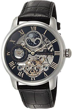 THOMAS EARNSHAW Herren- Armbanduhr Longitude Analog Automatik