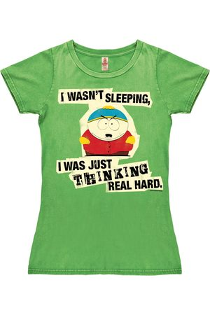 LOGOSHIRT T-Shirt mit witzigem Retro-Print