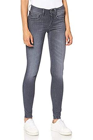 G-Star Damen Lynn D-Mid Waist Super Skinny Jeans