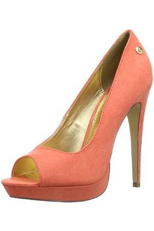 Blink Damen BL 385 Peep-Toe, (Bright red 33)