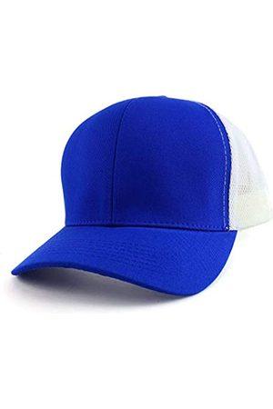 Trendy Apparel Shop Oversize XXL Strukturierte Trucker Mesh Baseball Cap - - XX-Large