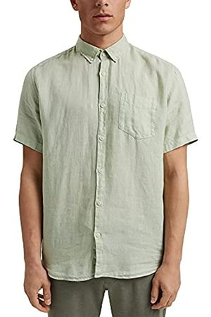 Esprit #ReimagineNaturalLifestyle: Hemd aus Leinen