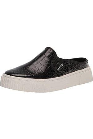 Nine West Damen Hayzel Sneaker, /Kroko-Design
