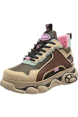 Buffalo Damen CLD CHAI Sneaker, Black/Multi