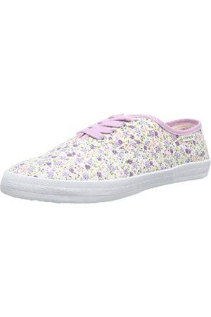 ESPRIT Nita Flower 024EKKW009, Mädchen Sneaker, Pink (rose quartz 666)