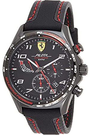 Scuderia Ferrari ScuderiaFerrariQuarzUhrmitLederArmband830717