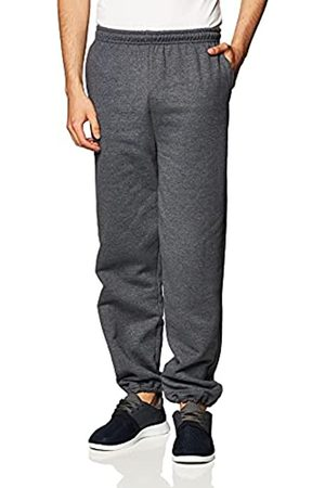 Gildan Herren Elastic Bottom Sweatpant with Pockets Hose