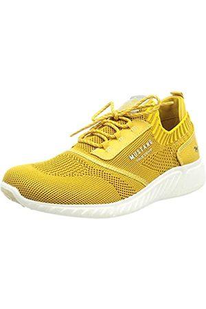 MUSTANG Damen 1315-306-660 Sneaker, (Ockergelb 660)
