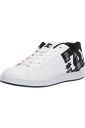 DC Damen Schuhe - Damen Court Graffik Skate-Schuh, /kariert/