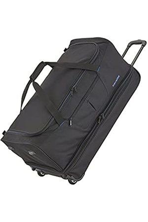 Elite Models' Fashion 2-Rad Trolley Reisetasche Gr. L mit Dehnfalte, Gepäck Serie BASICS: Weichgepäck Reisetasche mit Rollen mit extra Volumen, 096276-01, 70 cm