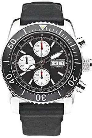 Revue Thommen Herrenarmbanduhr Diver Professional Chronograph 17030.6537