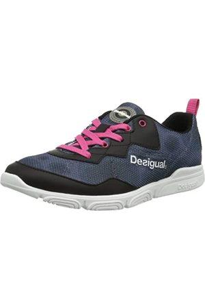 Desigual SNEAKER ACTIVE 40DS401 Damen Sneaker, (NEGRO 2000)