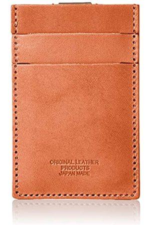 Naniwa Leather Tochigi Leder Slim Wallet Card & Money Clip