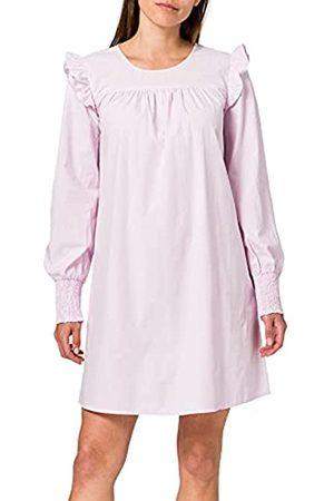 Pieces Damen PCGERALDINE LS Dress BC Kleid