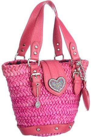 Fornarina Bags FEBE B661X176, Damen, Shopper, Pink (FUCHSIA)