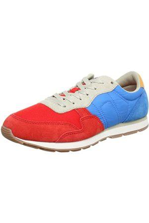 ESPRIT Kivu P11830, Herren Sneaker, (real red 601)