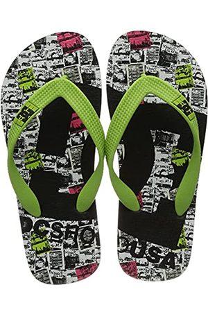 DC Baby Spray Graffik-Sandalen für Jungen Flip-Flop