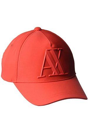 Armani Herren Caps - AX Herren 3D Gummi AX Tonal Logo - - Einheitsgröße