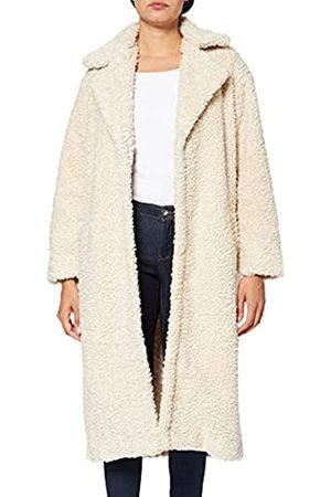 Herrlicher Damen Tabby Fake Fur Mantel