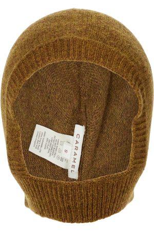Caramel Baby Mütze Ida aus Kaschmir