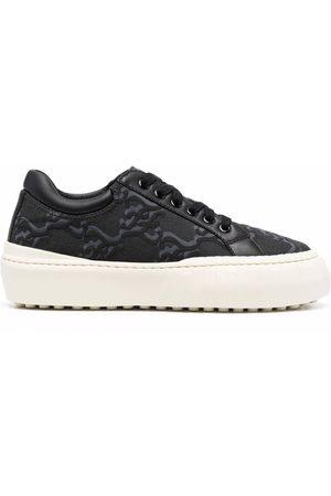 Fendi FF Karligraphy Sneakers