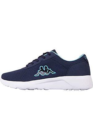 Kappa Damen Tunes W Sneaker, 6737 Navy/Mint